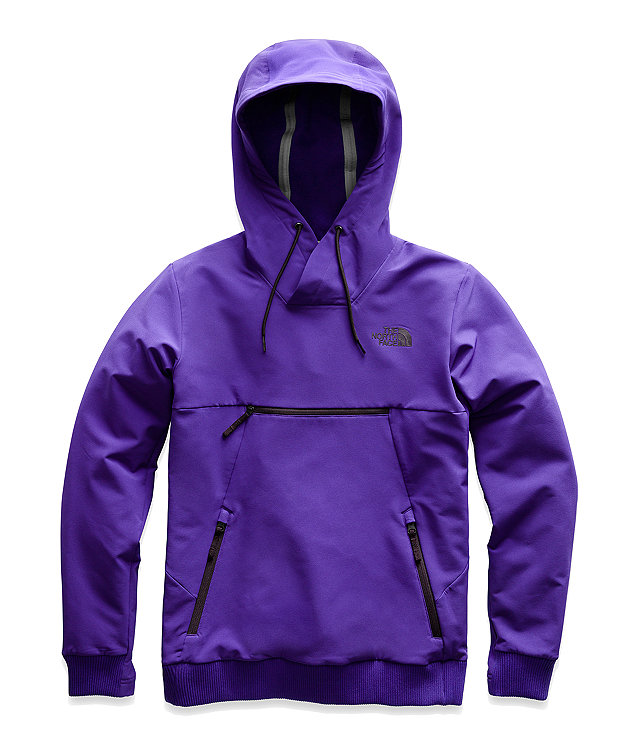 WOMENS TEKNO PULLOVER HOODIE