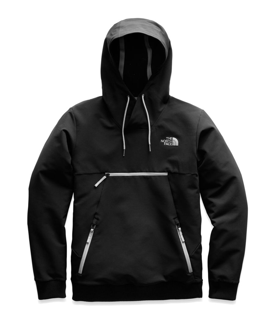WOMENS TEKNO PULLOVER HOODIE-