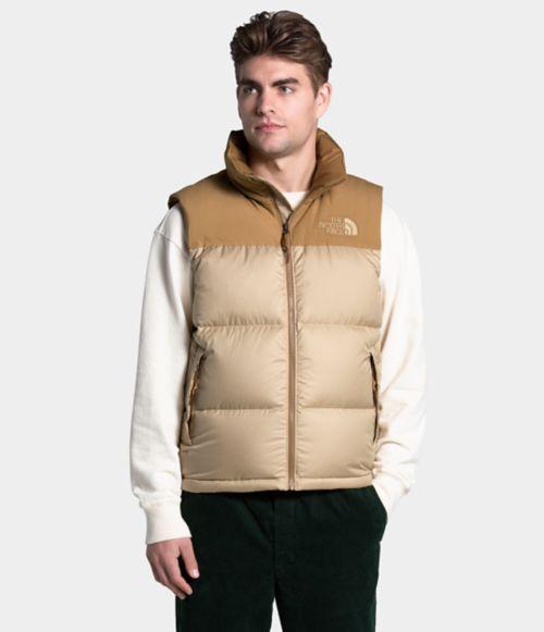 Men's Eco Nuptse Vest   Free Shipping   The North Face