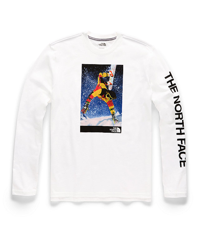 Men's Long-Sleeve '92 Retro Rage Tee
