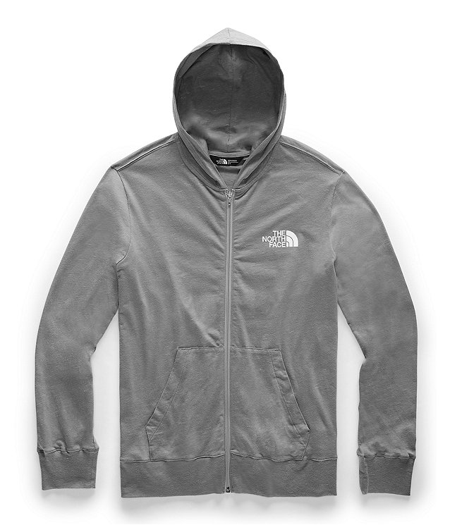 Men's Boxed Out Injected Full-Zip