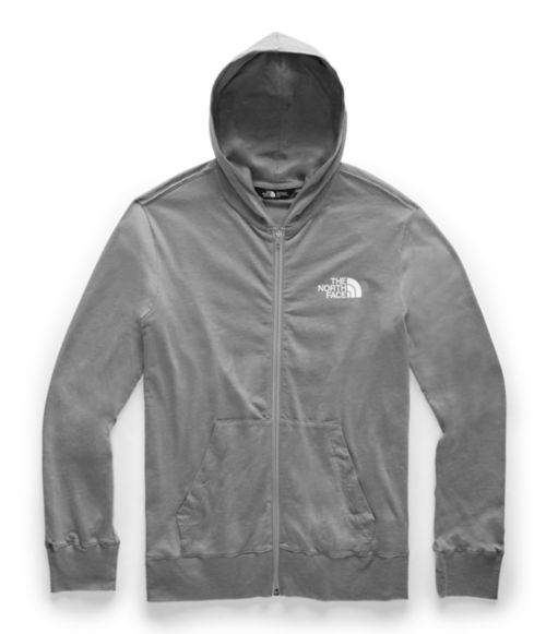 Men's Boxed Out Injected Full-Zip-