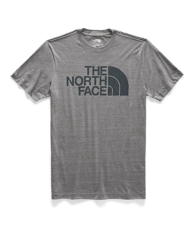Men's Short-Sleeve Half Dome New Tri-Blend Tee