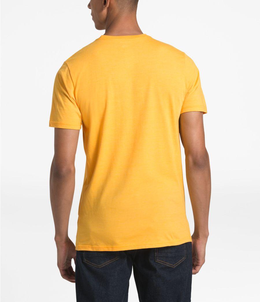 Men's Short-Sleeve Half Dome New Tri-Blend Tee-