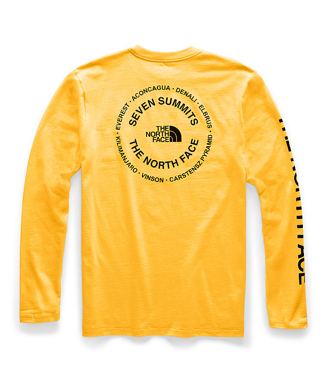 Men's Long-Sleeve Logo 7SE Tee
