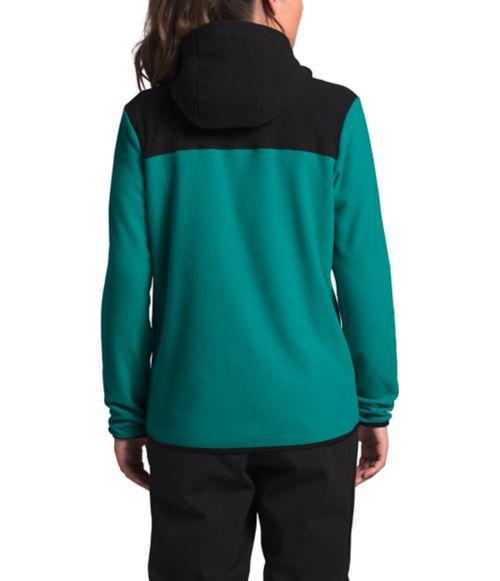 Manteau à capuchon TKA Glacier pour femmes-