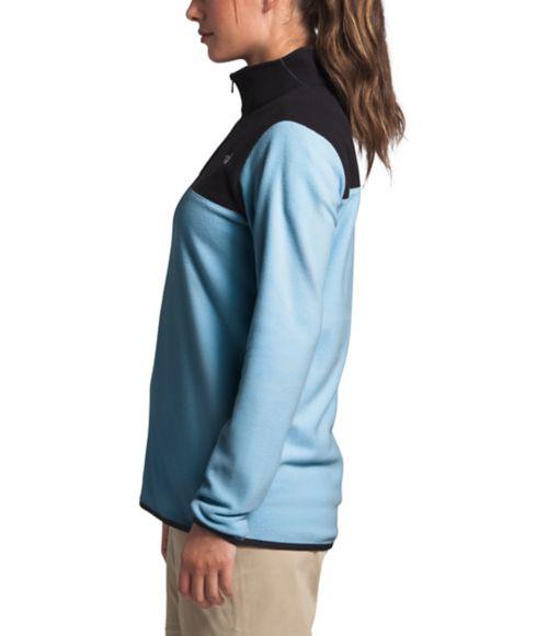 Women's TKA Glacier ¼ Zip Pullover-