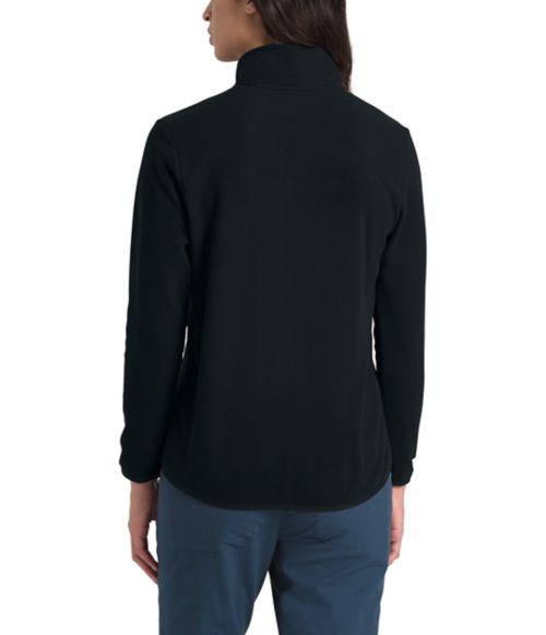 Women's TKA Glacier Snap-Neck Pullover-