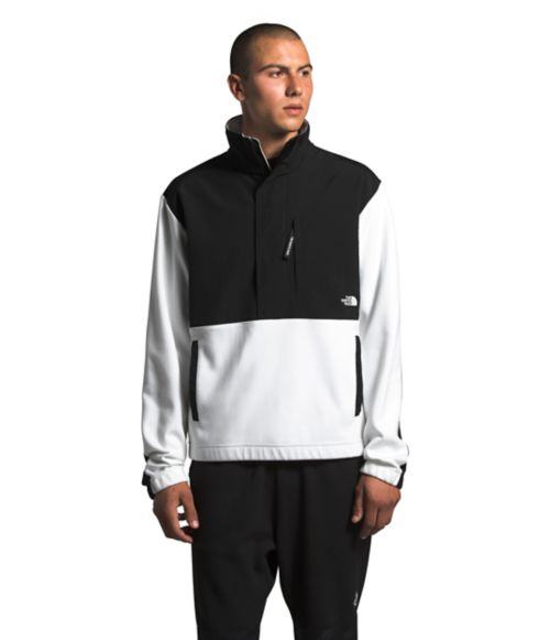 Men's Graphic Collection Pullover Jacket-