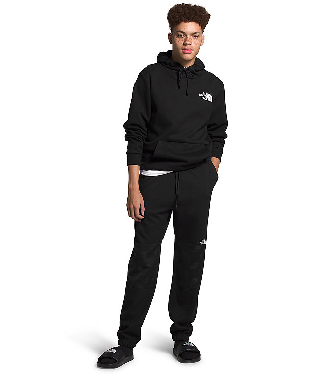 Men's Graphic Collection Fleece Pant