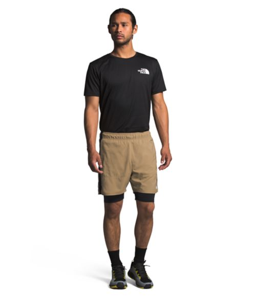 Men's Active Trail Dual Short-