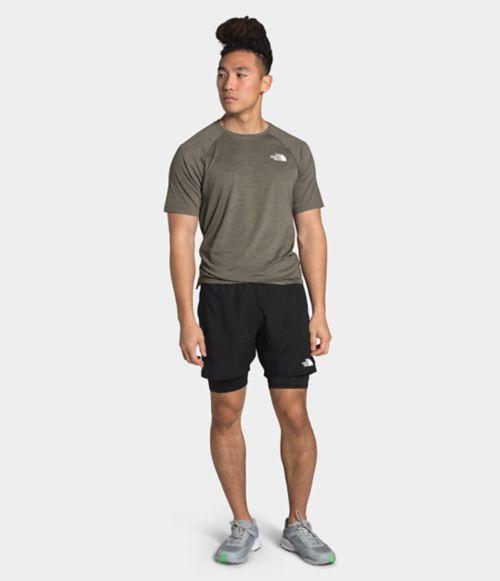 Men's Active Trail Dual Short-