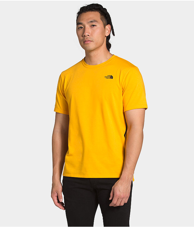 Men's North Dome Active Short Sleeve