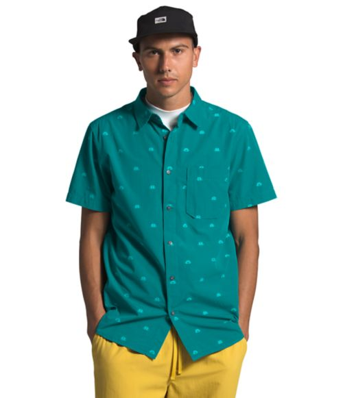 Men's Short Sleeve Baytrail Jacq Shirt-