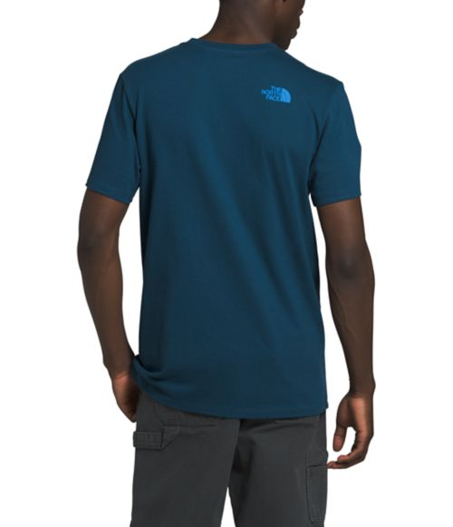 T-shirt Outdoor Free pour hommes-
