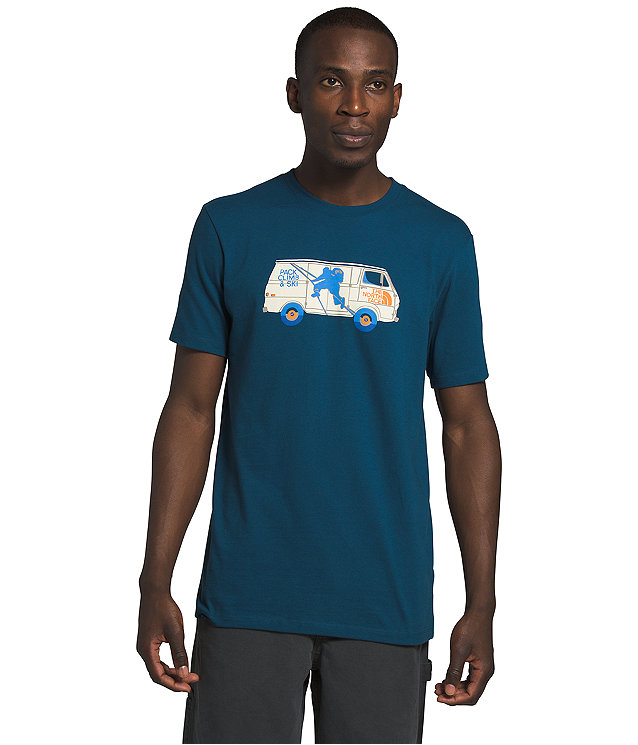 Men's Short Sleeve Outdoor Free Tee