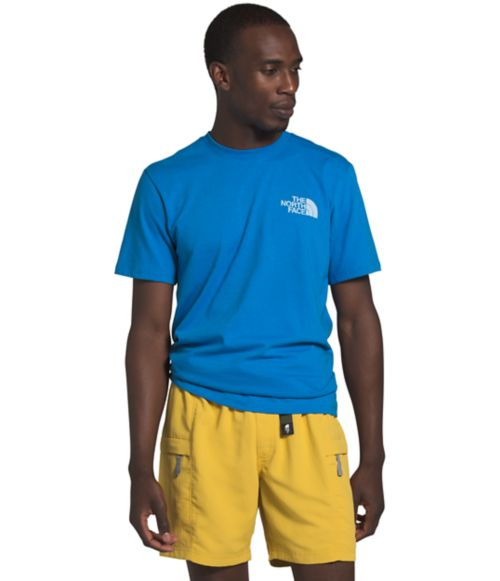 Men's Short Sleeve Outdoor Free Tee-