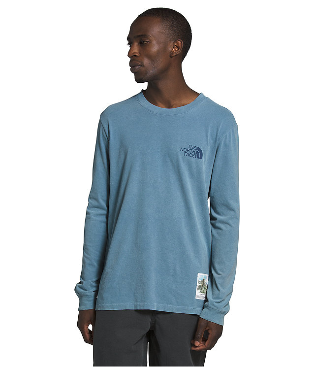 Men's Long Sleeve Berkeley Tee