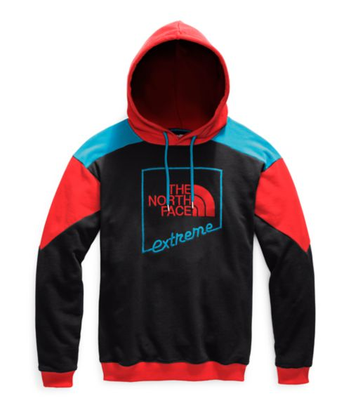Men's Extreme Pullover Hoodie-