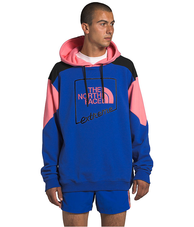Men S Extreme Pullover Hoodie The North Face Canada