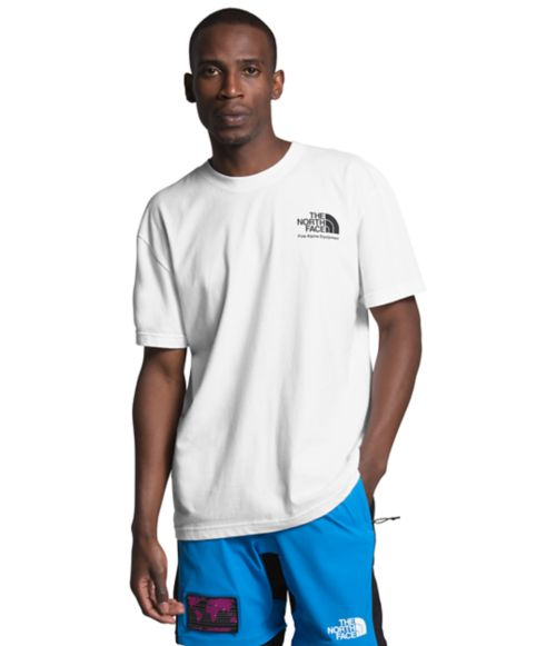 Men's Short Sleeve Modern Ledge Tee-
