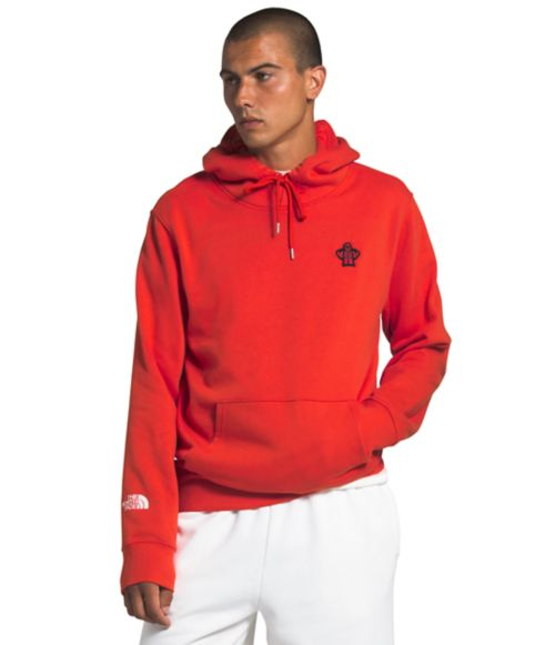 Men's Mini Culture Pullover Hoodie-