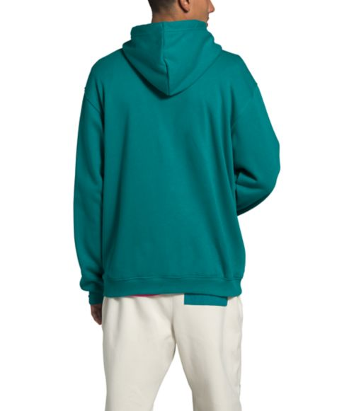 Men's Box Drop Pullover Hoodie-