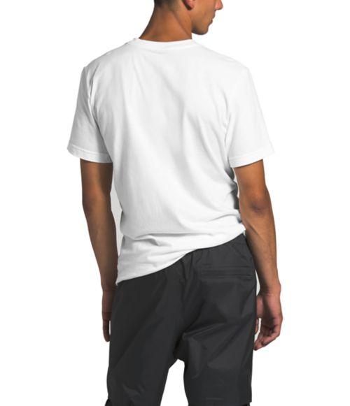 Men's Short Sleeve Cut And Sew Box Tee-