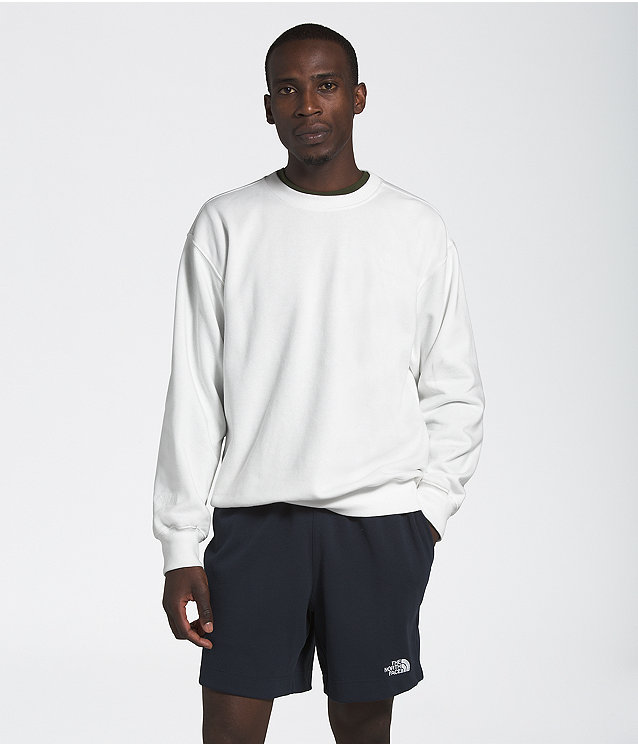 Men's Tonal Drop Crew