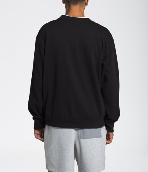 Men's Tonal Drop Crew-