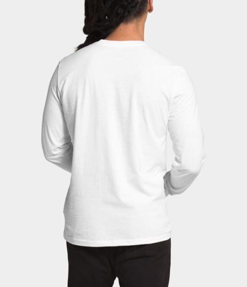 Men's Long Sleeve Half Dome Tee-