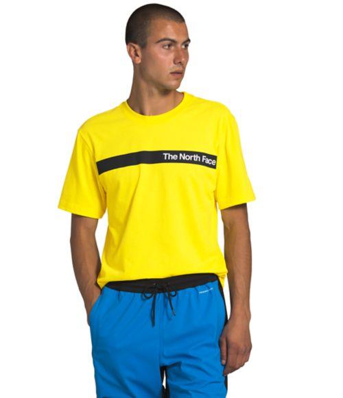 Men's Short Sleeve Edge To Edge Tee-