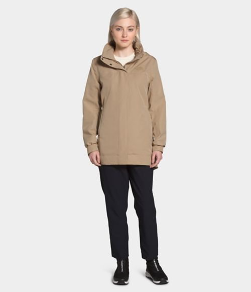 Women's Westoak City Trench Coat | The North Face