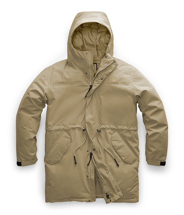 Men's Stratus Down Parka Gore-Tex