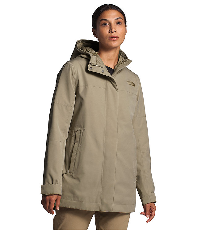 Women's Menlo Insulated Parka