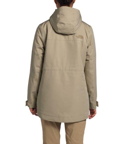 Manteau Isolés Menlo pour femmes-