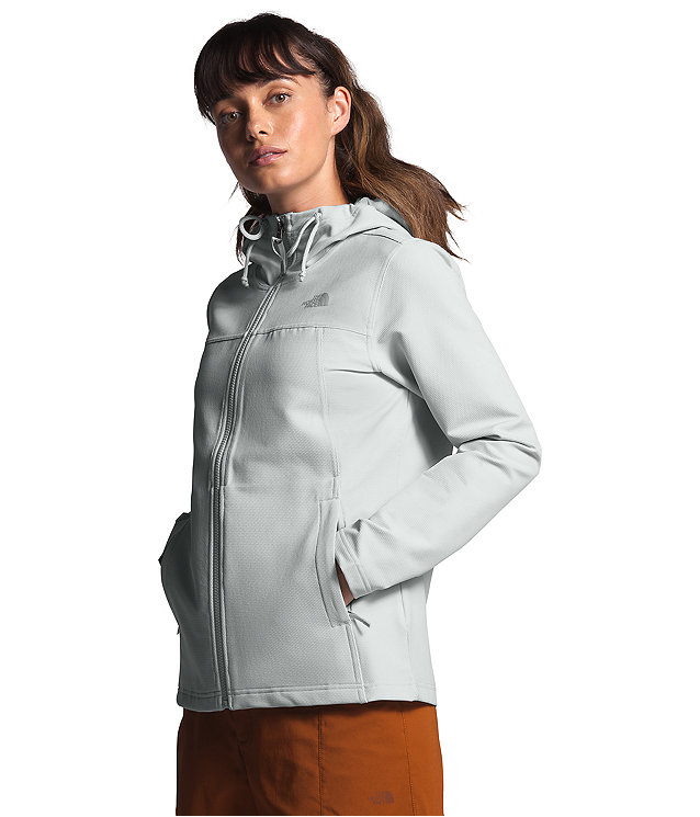 Women's Tekno Ridge Full Zip Hoodie
