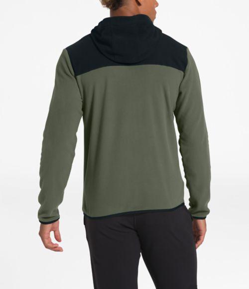 Manteau à capuchon TKA Glacier pour hommes-
