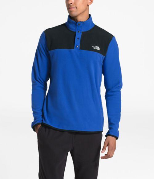 Men's TKA Glacier Snap-Neck Pullover-