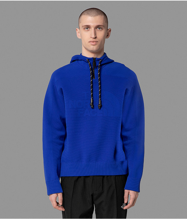 Black Series Engineered Knit Hoodie The North Face