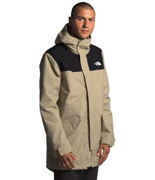 Men's City Breeze Rain Parka-
