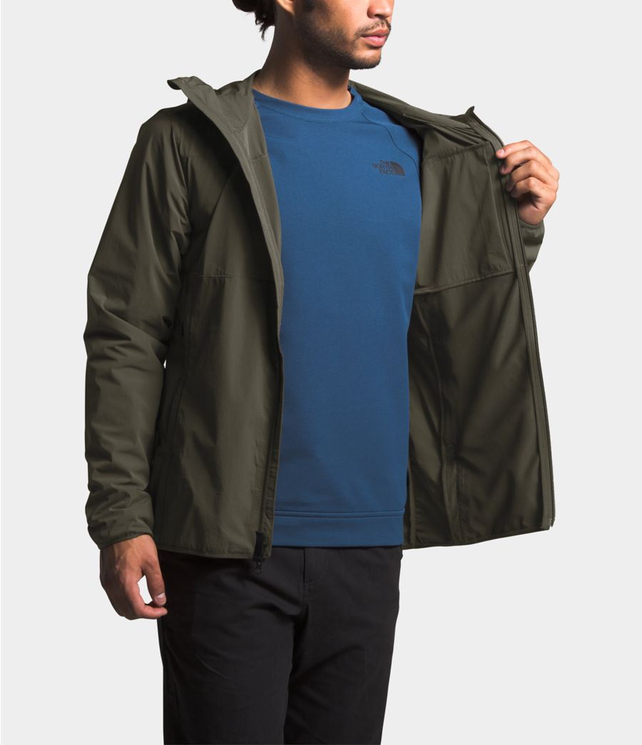 Men's North Dome 2 Stretch Wind Jacket-