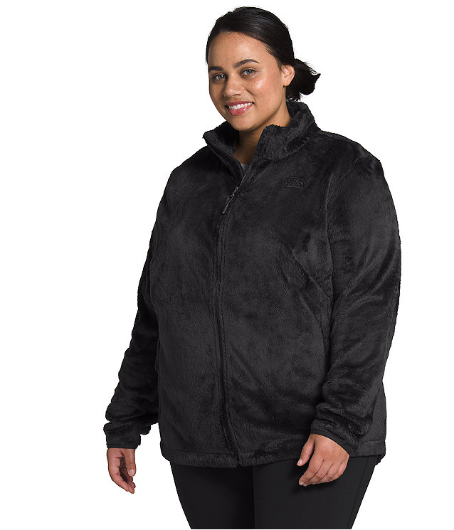 Women's Plus Osito Jacket   The North Face