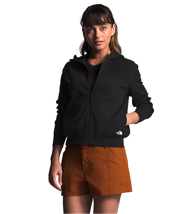 Women's Active Trail E-Knit Full Zip Hoodie