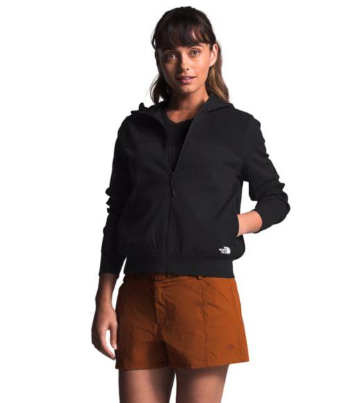 Women's Active Trail E-Knit Full Zip Hoodie-