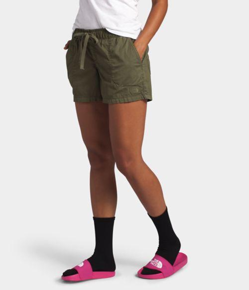 Short Motion à taille élastique pour femmes-