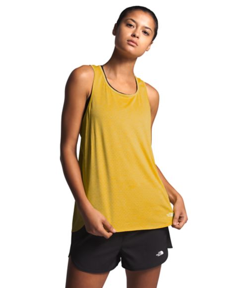 Women's Active Trail Jacquard Tank-