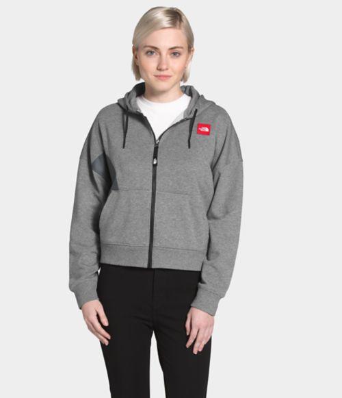 Women's Geary Full Zip Hoodie-