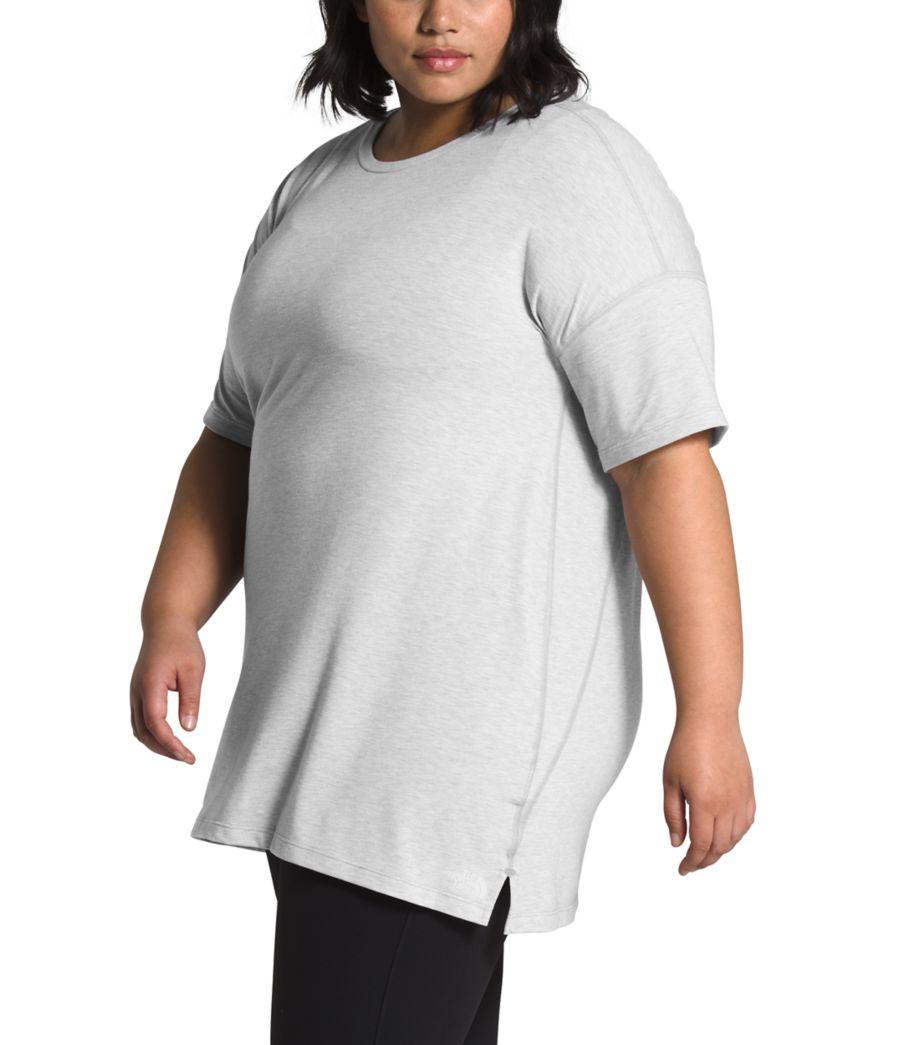 Women's Plus Workout Short Sleeve-