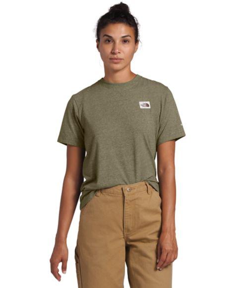 T-shirt en matières recyclées pour femmes-